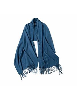 Winter Blanket Scarf Shawls And Wraps For Evening Dresses Cashmere Feel Large Scarfs Scarves For Men And Women by Jeelow