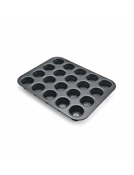 Chicago Metallic Professional 20 Cup Tea Cake Pan, 14 Inch By 10.5 Inch by Chicago Metallic