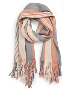 Stripe Scarf by Leith