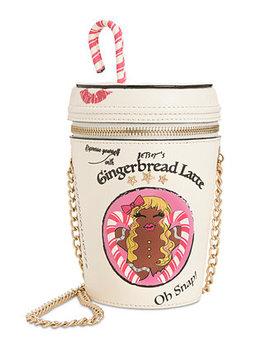 Gingerbread Latte Crossbody by Betsey Johnson