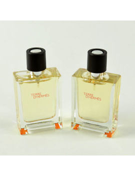Hermes Terre D'hermes Eau De Toilette Edt Mini Spray   Set 2 X 12.5m L / 0.42 Oz by Hermes