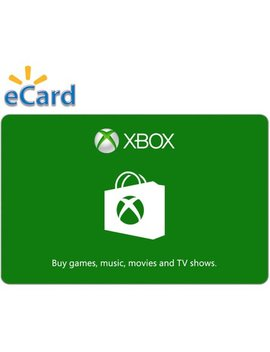 Xbox Digital Gift Card $60 (Email Delivery) by Microsoft