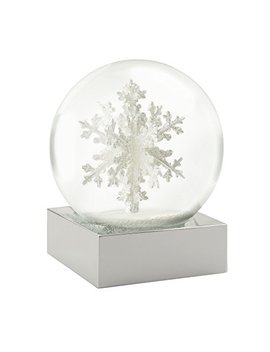 Cool Snow Globes Snowflake Snow Globe by Cool Snow Globes