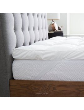 "The Twillery Co. Trahan 3"" Down Alternative Polyester Mattress Topper & Reviews by The Twillery Co."