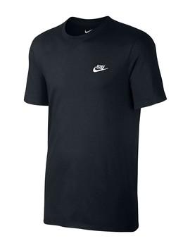 Nike Club Embroidered Tee by Nike