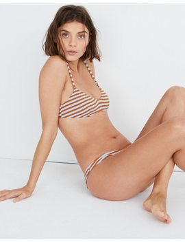 Solid & Striped® Rachel Bikini Top by Madewell