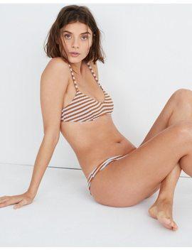 Solid & Striped® Rachel Bikini Top by Madewell