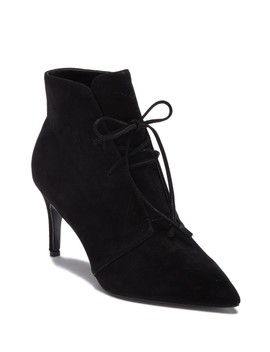 Portis Suede Ankle Bootie by Charles David