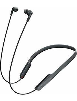 Sony Mdrxb70 Bt/B Wireless, In Ear Headphone, Black by Sony