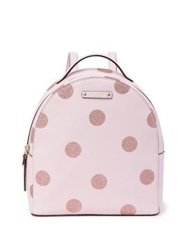 Sami Glitter Dot Backpack by Kate Spade New York