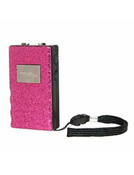 Super Cute Pepper Spray Compact Stun Gun For Women   Powerful With 950,000 Volts Our Self Defense Stun Gun Is Fashionable, Always Ready, Compact And Designed Easy To Use by Super Cute Pepper Spray