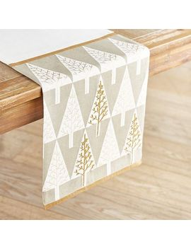 "Modern Trees 72"" Table Runner by Pier1 Imports"