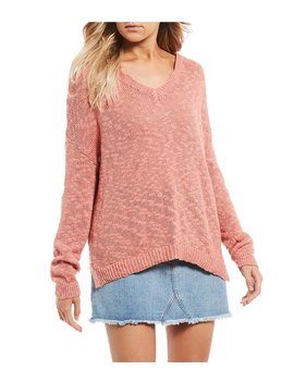 Sandy Bay Beach Hooded Sweater by Roxy