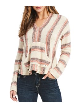 Baja Beach Stripe Pullover by Billabong