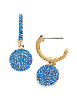 Shine On Pave Crystal Drop Earrings by Kate Spade New York