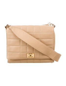 Square Quilt Shoulder Bag by Chanel