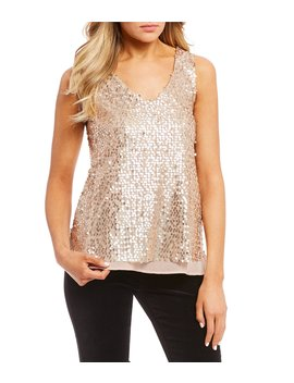 Sequined Top by Love On A Hanger