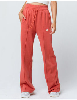 Champion Vintage Dyed Wide Leg Womens Sweatpants by Champion