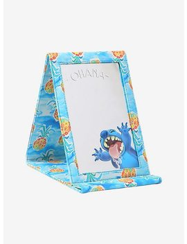 Disney Lilo &Amp; Stitch Tri Fold Pineapples Mirror by Hot Topic