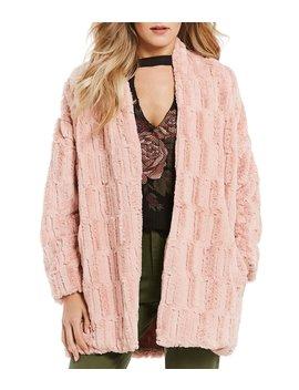 Coco Jaimeson Faux Fur Jacket by Coco + Jaimeson