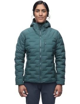 Mountain Hardwear   Super/Ds Stretch Down Hooded Jacket   Women's by Mountain Hardwear