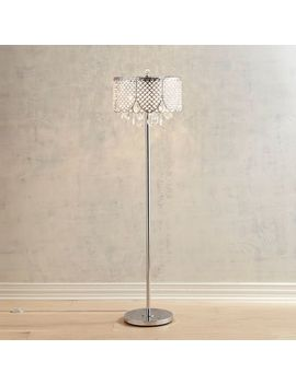 Soho Crystal Floor Lamp by Pier1 Imports