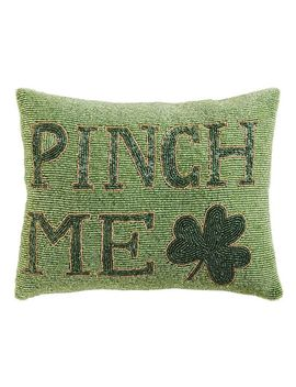 Beaded Pinch Me Pillow by Pier1 Imports