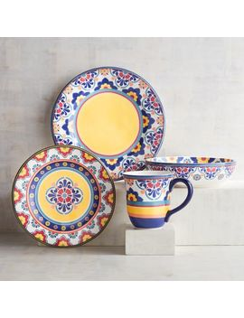 Casita Dinnerware by Pier1 Imports
