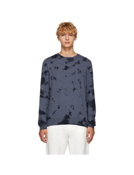 Blue Tie Dye Sweater by A.P.C.