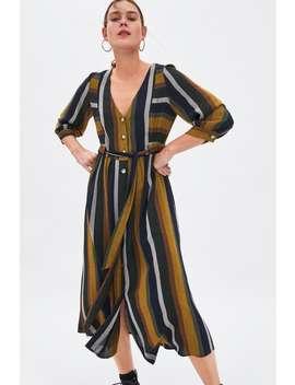 Striped Dress  New Intrf by Zara