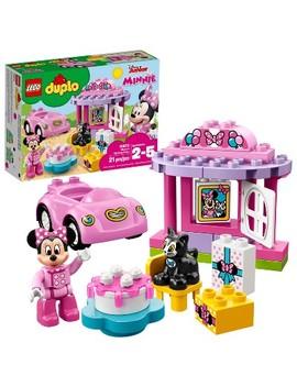 Lego Duplo Disney Minnie Mouse's Birthday Party 10873 by Lego