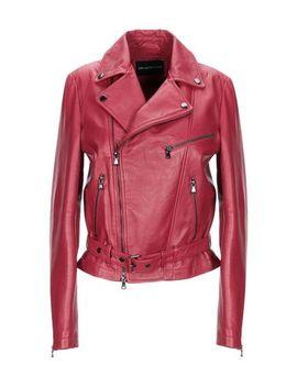 Emporio Armani Biker Jacket   Coats & Jackets by Emporio Armani