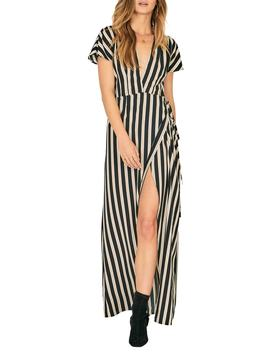 Fit To Be Tied Maxi Dress by Amuse Society