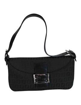 Baguette Cloth Mini Bag by Fendi