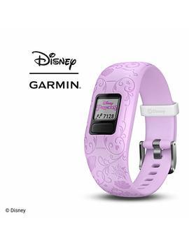 Garmin Vivofit Jr 2  Disney Princess Character Icons  Fitness Tracker For Kids, 010 01909 34 by Amazon