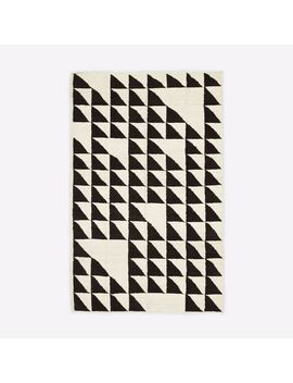 Abundant Triangles Rug by West Elm