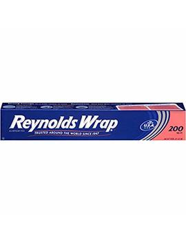 Reynolds Wrap Aluminum Foil (200 Square Foot Roll) by Reynolds