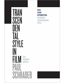 Transcendental Style In Film by Amazon