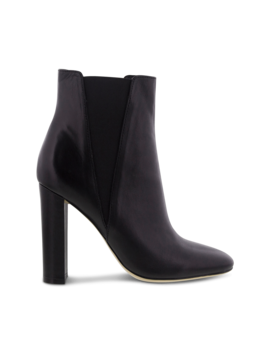 Jive Black Como Ankle Boots by Tony Bianco