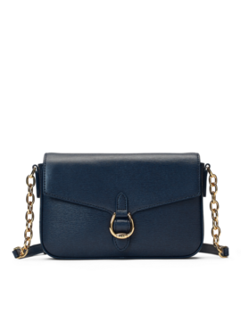 Leather Crossbody Bag by Ralph Lauren