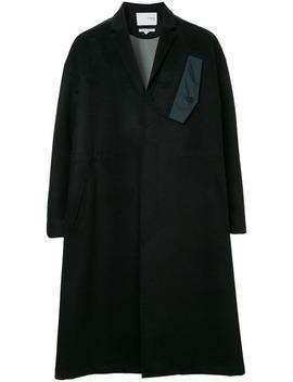 Oversized A Line Coat by Yoshiokubo