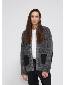 Wool Cardigan by Junya Watanabe