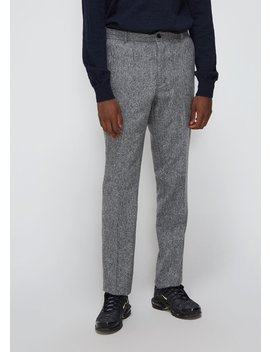 Unconstructed Trouser by Thom Browne
