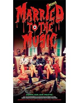 Shinee [ Married To The Music Poster ] Poster Only   Mailing In Tube by Ebay Seller