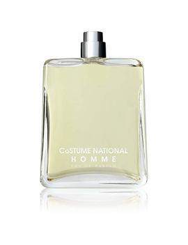 Costume National Homme, Eau De Parfum Natural Spray by Costume National