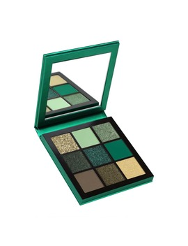 Huda Beauty Obsessions Precious Stones Eyeshadow Palette Emerald 10g by Huda Beauty