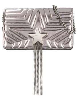 Stella Star Fringed Bag by Stella Mc Cartney