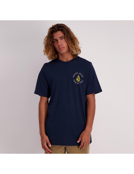 Muffle T Shirt by Volcom