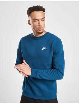 Nike Club Crew Sweatshirt by Nike