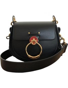 Tess Leather Handbag by Chloé